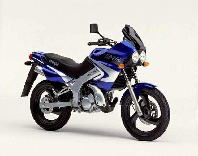Yamaha TDR125R (1993-95)