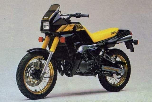 Yamaha TDR250 (1989)