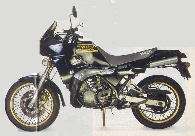Yamaha TDR250 (1992-93)