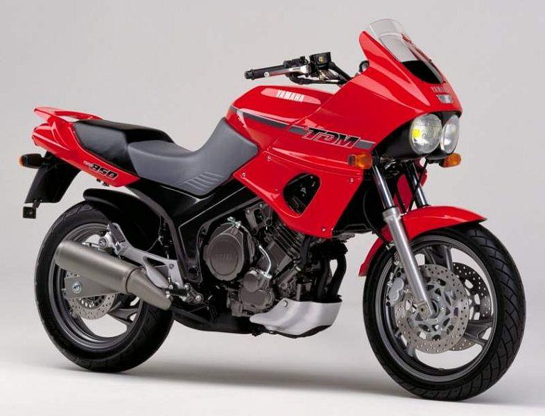 Yamaha TDM 850 (1993-95)