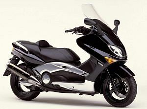 Yamaha TMax 500 (2001-03)