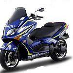 Yamaha XP 500 TMax MotoGP Replica (2006)