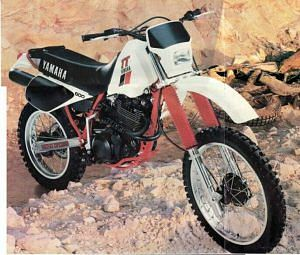Yamaha TT600 (1983-84)
