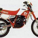 Yamaha TT225 (1986-88)