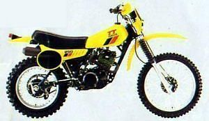 Yamaha TT 250 (1980)