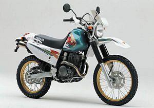 Yamaha TT-R 250 Raid (1996)
