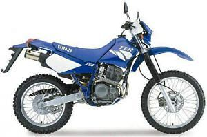 Yamaha TT-R 250 (2001-02)