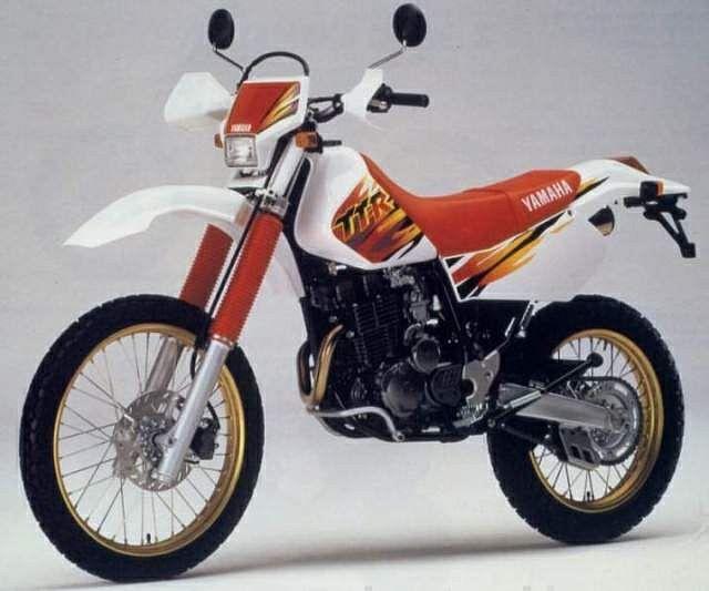 Yamaha TT-R 250 (1995-96)
