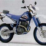 Yamaha TT-R 250 (1999-00)