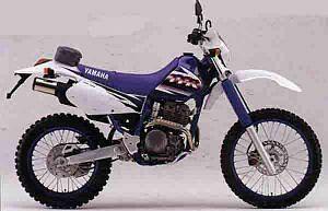 Yamaha TT-R 250 (1997-98)