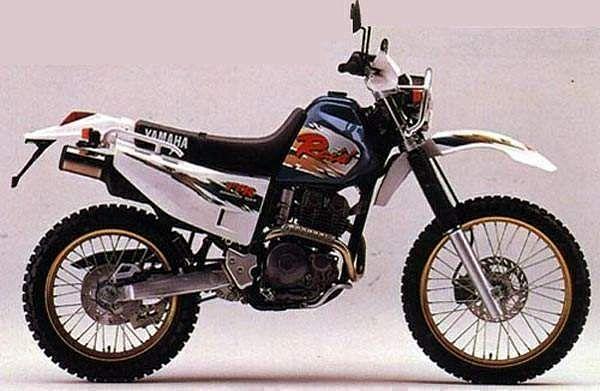 Yamaha TT-R 250 Raid (1994-95)