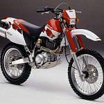 Yamaha TT 600R (2000-01)
