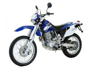 Yamaha TT (2004-05)