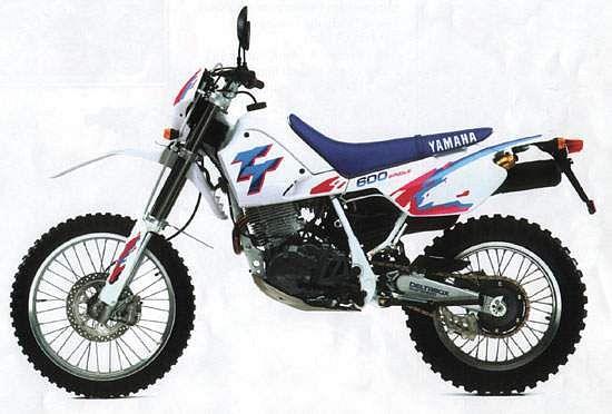 Yamaha TT600S (1993-94)