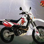 Yamaha TT600S (1995-96)