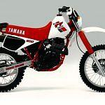 Yamaha TT600 (1985-87)