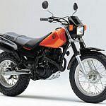 Yamaha TW 200 (1995-98)