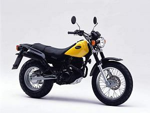 Yamaha TW125 (2001-03)