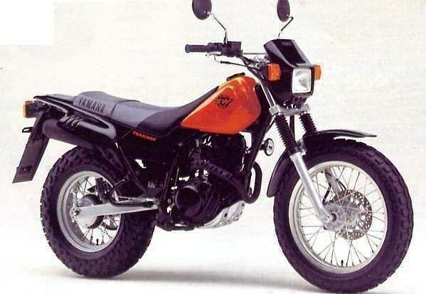 Yamaha TW125 (1999-00)