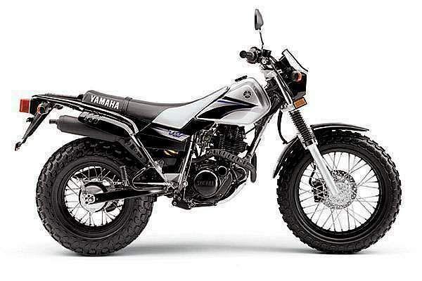 Yamaha TW 200 (2006-08)