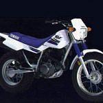 Yamaha TW200 (1992-94)