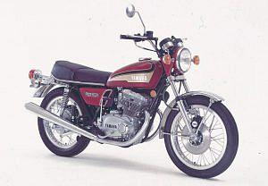 Yamaha TX500 (1973-74)