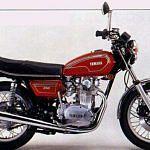 Yamaha TX650 III (1977-79)
