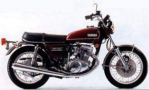 Yamaha TX750 (1974-75)