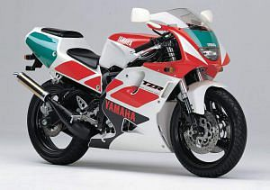 Yamaha TZR250 (1991)