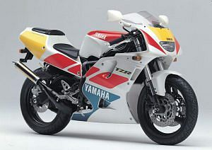 Yamaha TZR250RS (1992)