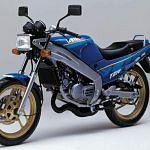 Yamaha TZR125 (1987-88)