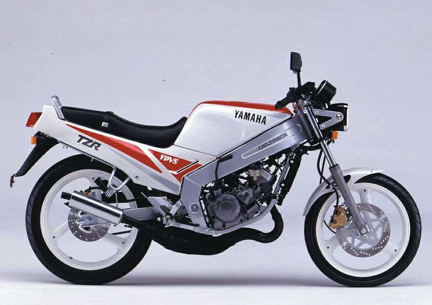 Yamaha TZR125 (1990-91)
