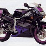 Yamaha TZR125R (1991-92)
