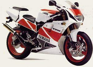 Yamaha TZR250 (1993)