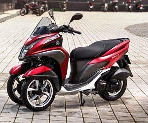 Yamaha Tricity 125 (2014-15)