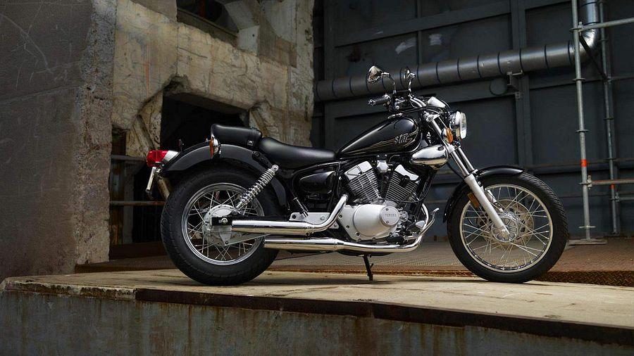 Yamaha XVS250 Dragstar (2012-13)