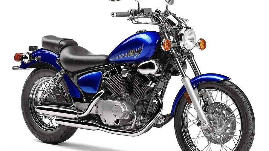 Yamaha XVS250 Dragstar (2014-15)