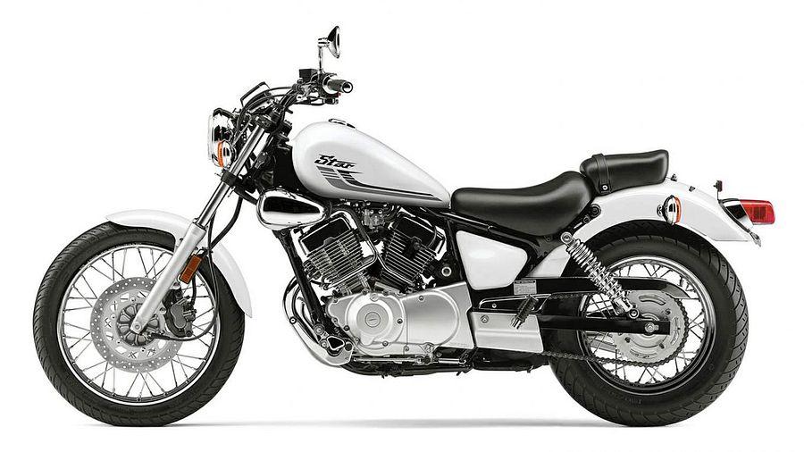 Yamaha XVS250 Dragstar (2016-17)