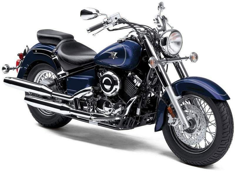 Yamaha V Star 650 Classic (2011-13)