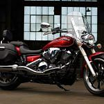 Yamaha V Star 950 Tourer (2011-12)