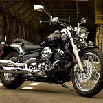 Yamaha V Star 650 Custom (2010-11)