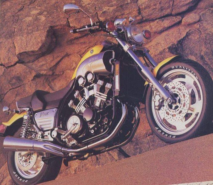 Yamaha V MAX (1995-98)