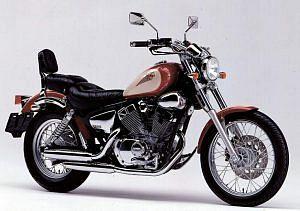 Yamaha XV250S Virago (1994-96)