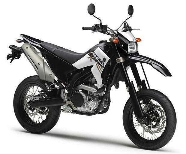 Yamaha WR 250 X (2014-15)