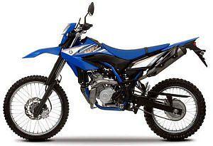 Yamaha WR 125R (2011-12)