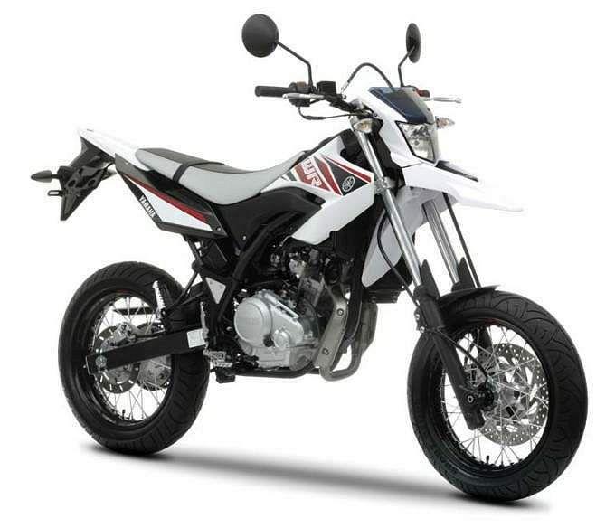 Yamaha WR 125X (2009-10)