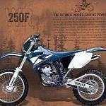 Yamaha WR250F (2003-04)