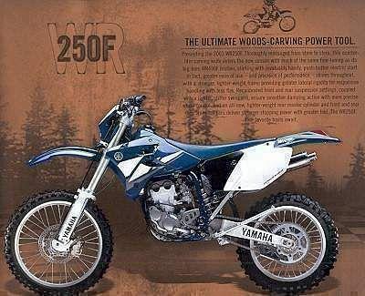 Marvelous Yamaha Wr250F 2003 04 Motorcyclespecifications Com Short Links Chair Design For Home Short Linksinfo
