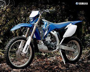 Yamaha WR250F (2009-10)