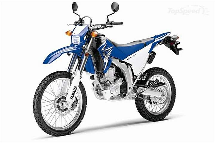 Yamaha WR 250 R (2010-11)
